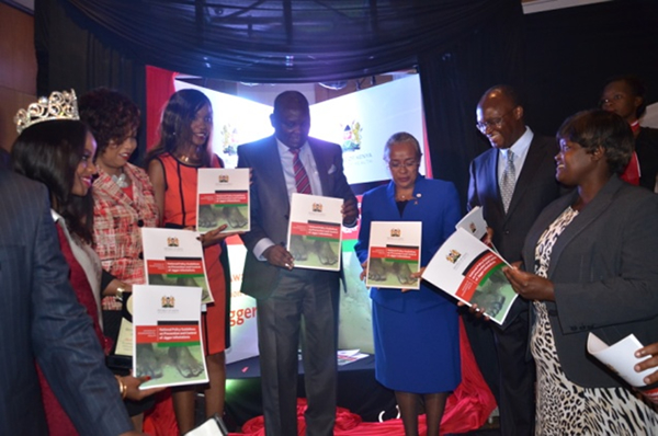 National Policy on Jiggers launch